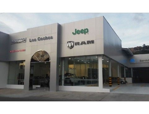 CONCESIONARIO DODGE JEEP...
