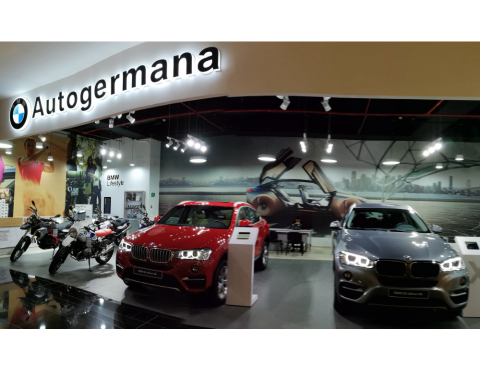 Concesionario BMW Autogermana