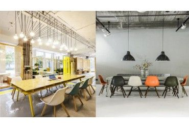 7 ideas decoración de oficinas 2018